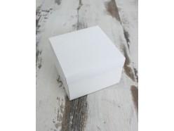 Белая подарочная упаковка+Лента
