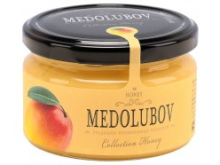 Крем-Мёд Медолюбов c манго 250мл, , 10.00 руб., MD-004, , Сладости из мёда
