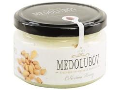 Крем-мёд Медолюбов с кедровым орехом 100мл, , 7.00 руб., MD-006, , Крем-мёд Медолюбов