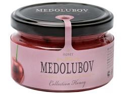 Крем-мёд Медолюбов с вишней 250мл