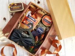"""Подарочный набор """"Самому лучшему тебе"""", , 48.00 руб., pn45, , Подарки для мужчин"""