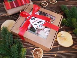 """Подарочный набор  """"Новогодняя посылка"""""""
