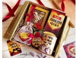 Подарочный набор «Мур-мур», , 47.00 руб., pn144, , Подарки для мужчин