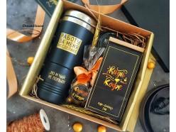 """Подарочный набор """"Жизнь начинается с кофе"""", , 59.00 руб., pn113, , Подарки на 23 февраля"""