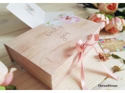 """Подарочный набор в книге-шкатулке """"Только для тебя"""""""