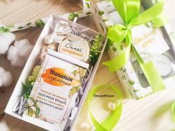 """Подарочный набор  """"Green"""", , 29.00 руб., pn274, , Подарки для женщин"""