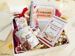 """Подарочный набор """"Молодому учителю"""" , , 46.00 руб., pn295, , Подарки для учителей"""