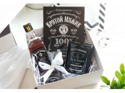 """Подарочный набор """"Jack Daniel's"""""""