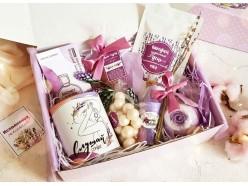 """Подарочный набор """"Лавандовое настроение"""", , 53.00 руб., pn335, , Подарки для женщин"""