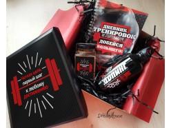"""Подарочный набор """"Добейся своей цели"""", , 50.00 руб., pn83, , Подарки для мужчин"""