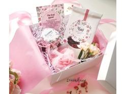 """Подарочный набор """"Прекрасная роза"""", , 34.00 руб., pn94, , Подарки на 8 марта"""