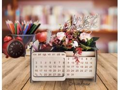 """Интерьерный набор """"Календарь"""", , 35.00 руб., fl008, , Эксклюзивные наборы"""