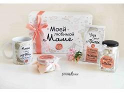 """Подарочный набор """"Мама как пуговка, на ней все держится"""", , 51.00 руб., pn97, , Подарки для женщин"""