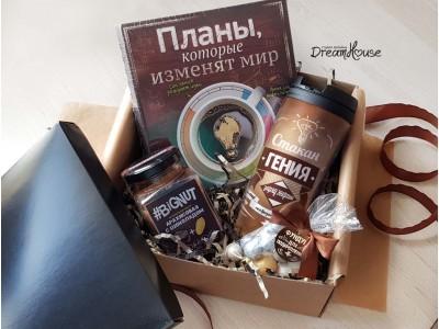 """Подарочный набор """"Гений"""""""