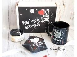 Подарочный набор «Ты - мой космос», , 35.00 руб., pn139, , подарки на 14 февраля