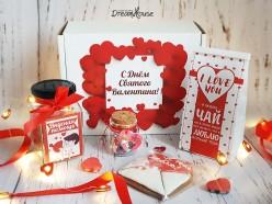 Подарочный набор «Люблю тебя», , 41.00 руб., pn140, , подарки на 14 февраля