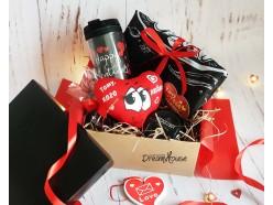 Подарочный набор «Тому, кого люблю», , 55.00 руб., pn141, , подарки на 14 февраля