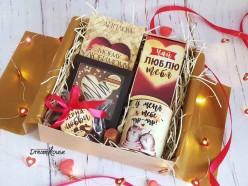 Подарочный набор «Мур-мур», , 45.00 руб., pn144, , подарки на 14 февраля