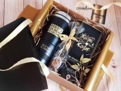 """Подарочный набор """"Жизнь начинается с кофе"""", , 54.00 руб., pn113, , Подарки на 23 февраля"""