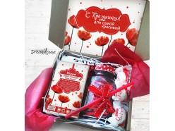 Подарочный набор «Для самой красивой», , 37.00 руб., pn21, , подарки на 14 февраля