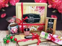 "Подарочный набор ""Цветок"", , 45.00 руб., pn160, , Подарки на 8 марта"