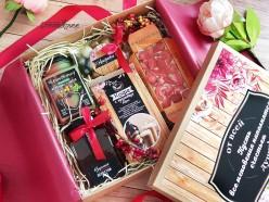 """Подарочный набор """"Розовая сакура"""", , 69.00 руб., pn55, , Подарки для женщин"""