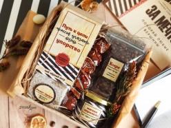 """Подарочный набор в деревянной коробке """"Следуй за мечтой"""", , 45.00 руб., pn180, , Подарки для мужчин"""