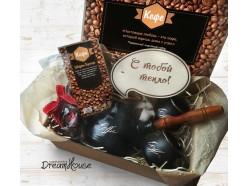 Подарочный набор «Кофейное настроение», , 65.00 руб., pn31, , Подарки для мамы