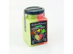 Медовый мусс: Клубника/ мята, , 18.00 руб., TT-001, , Вкусные и полезные сладости